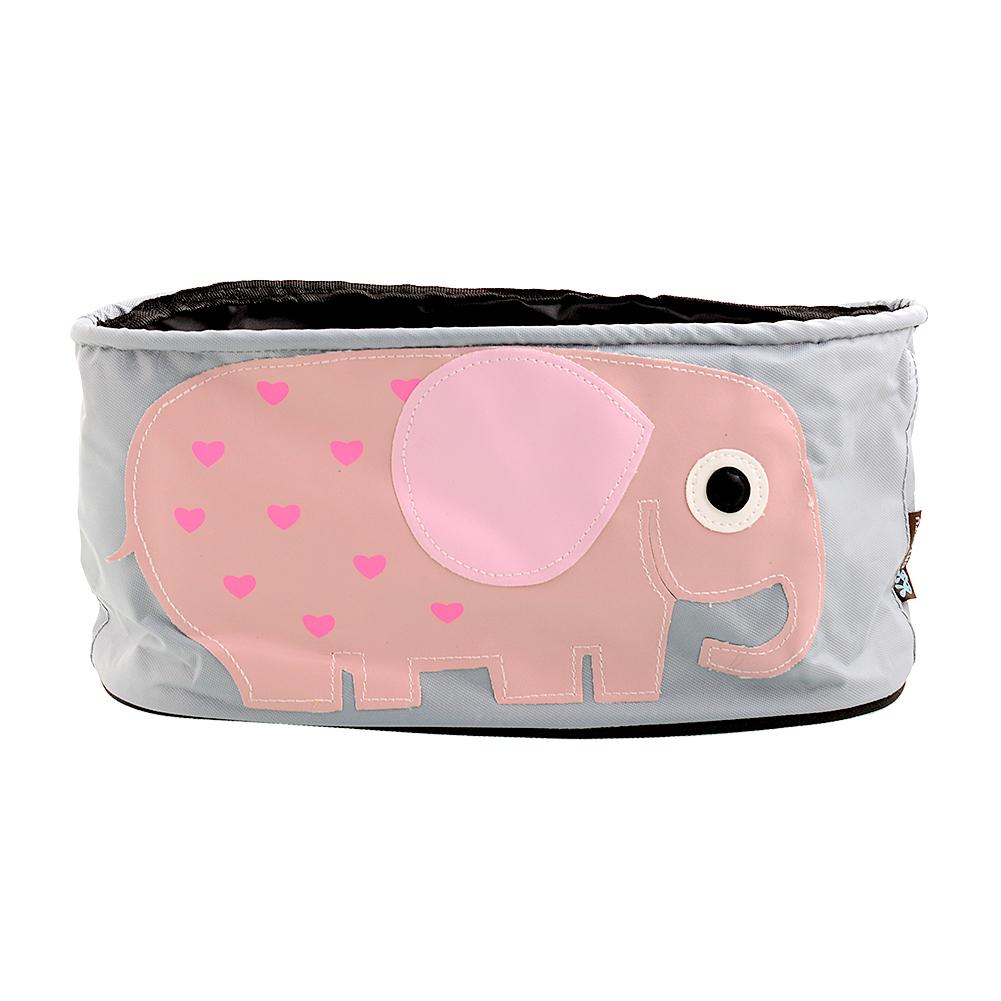 Animal Baby Stroller Organizer Hanging Diaper Storage Bag Travel Multi Function