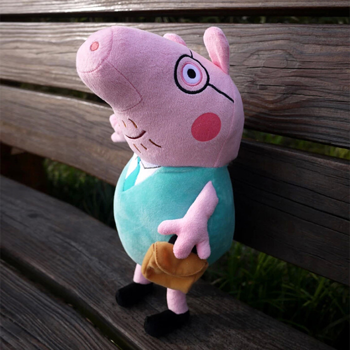 Best Peppa Pig Toys : Peppa pig stuffed soft toy plush doll george kids mummy