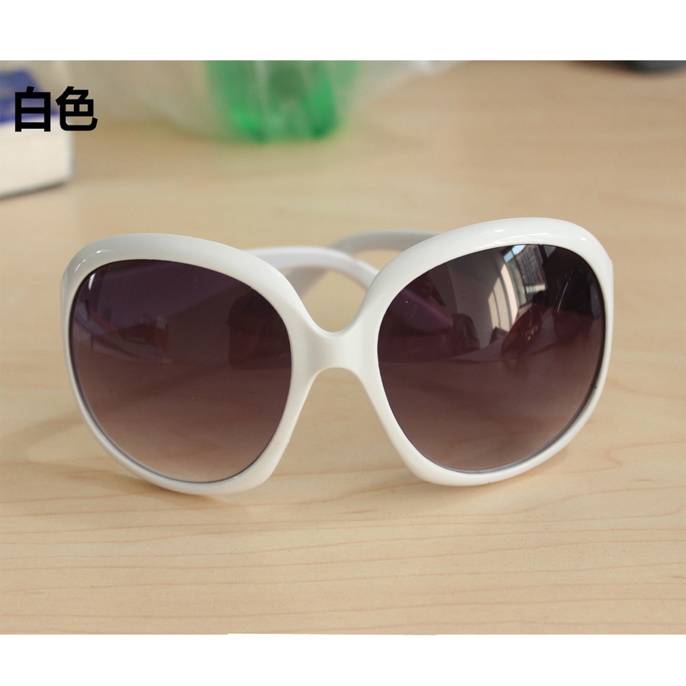 Large Framed Fashion Glasses : Fashion Large Oversize Frame Vintage Glasses Women ...