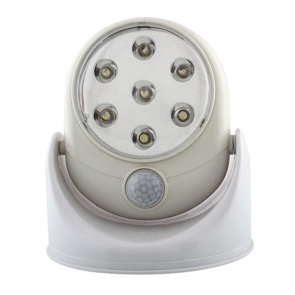 led bright pir motion sensor detector security light angle. Black Bedroom Furniture Sets. Home Design Ideas