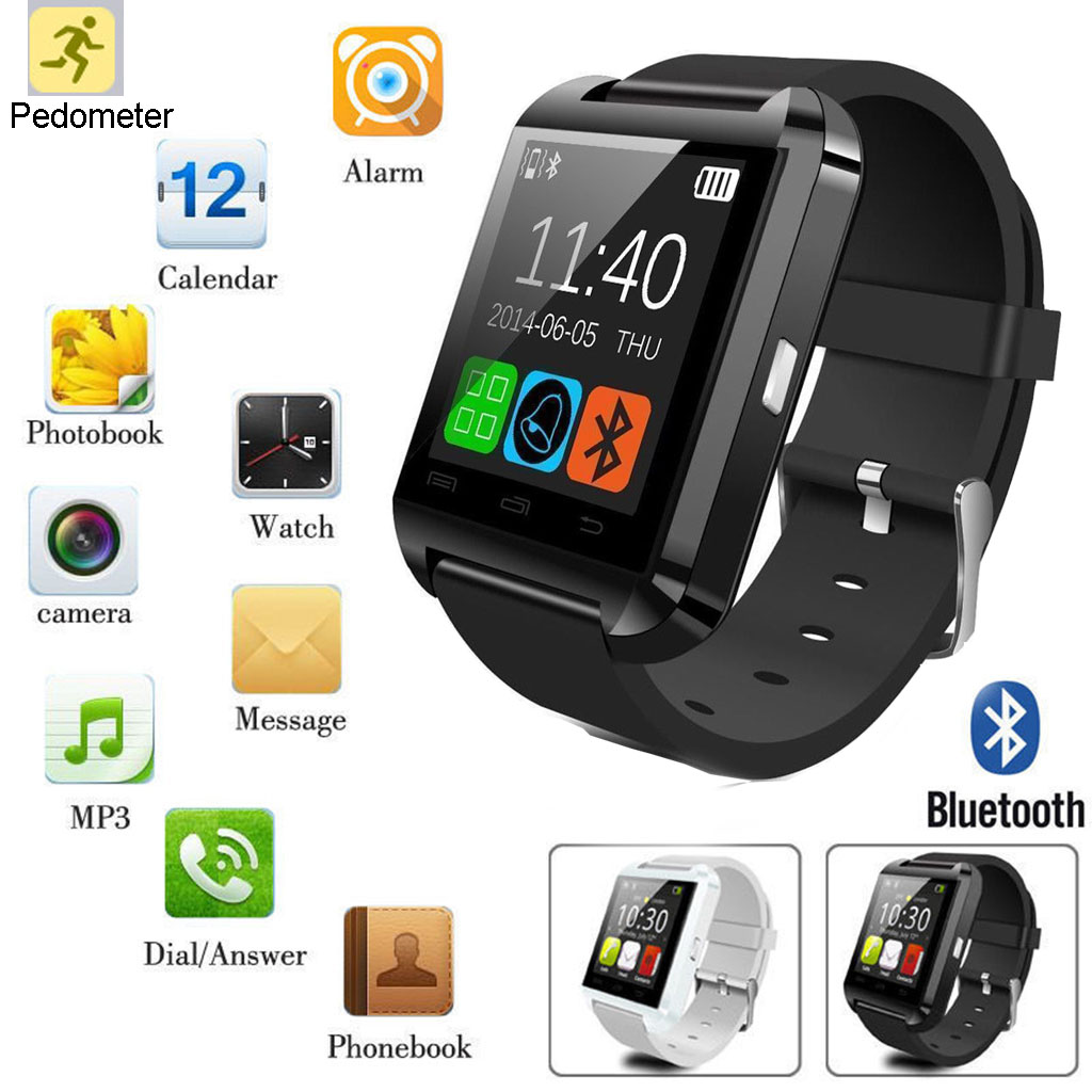 Camera Smart Android Phones dz09 bluetooth smart watch phone mate gsm sim for android iphone sim