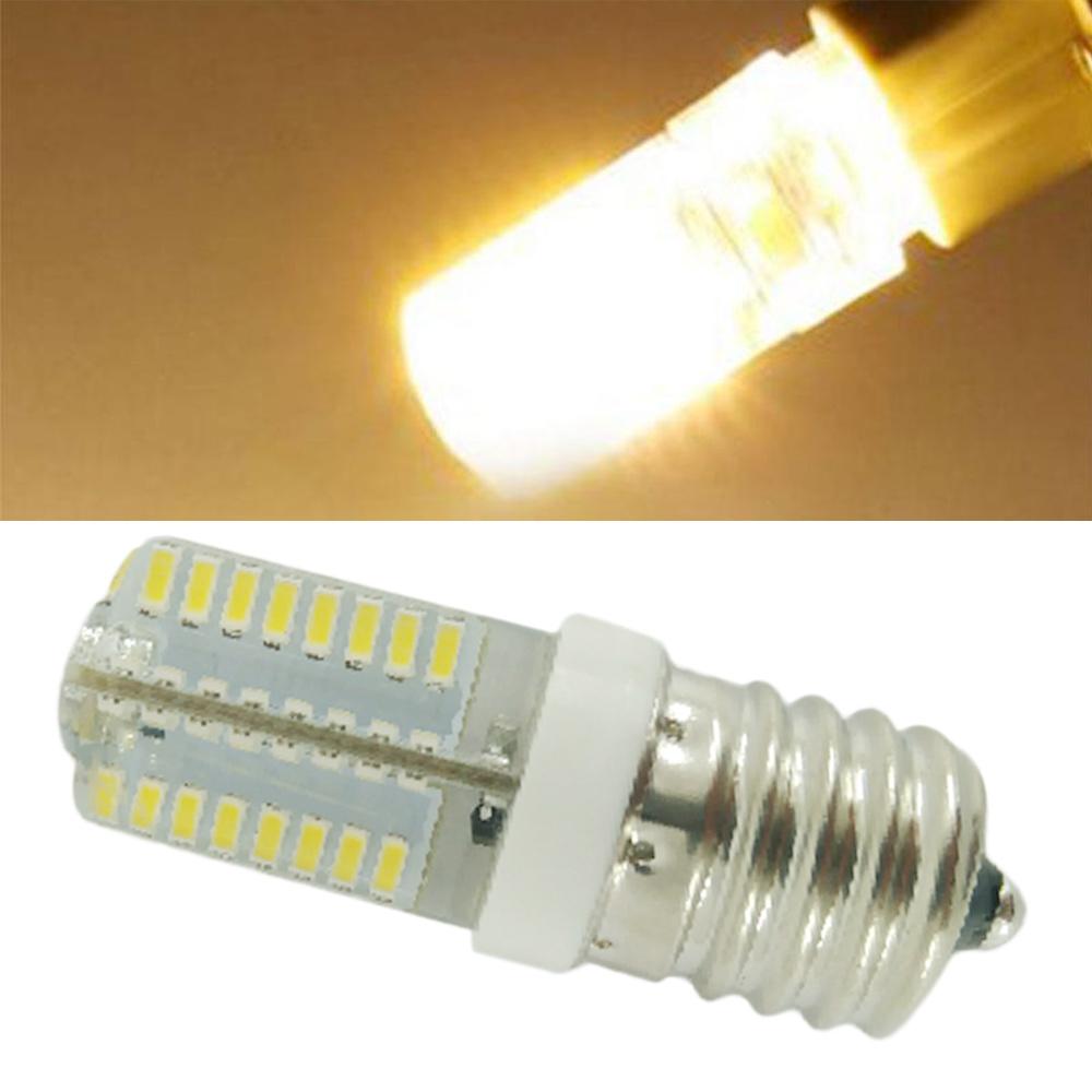 e17 110 220v 5w corn smd led silica gel bulb lamp home. Black Bedroom Furniture Sets. Home Design Ideas