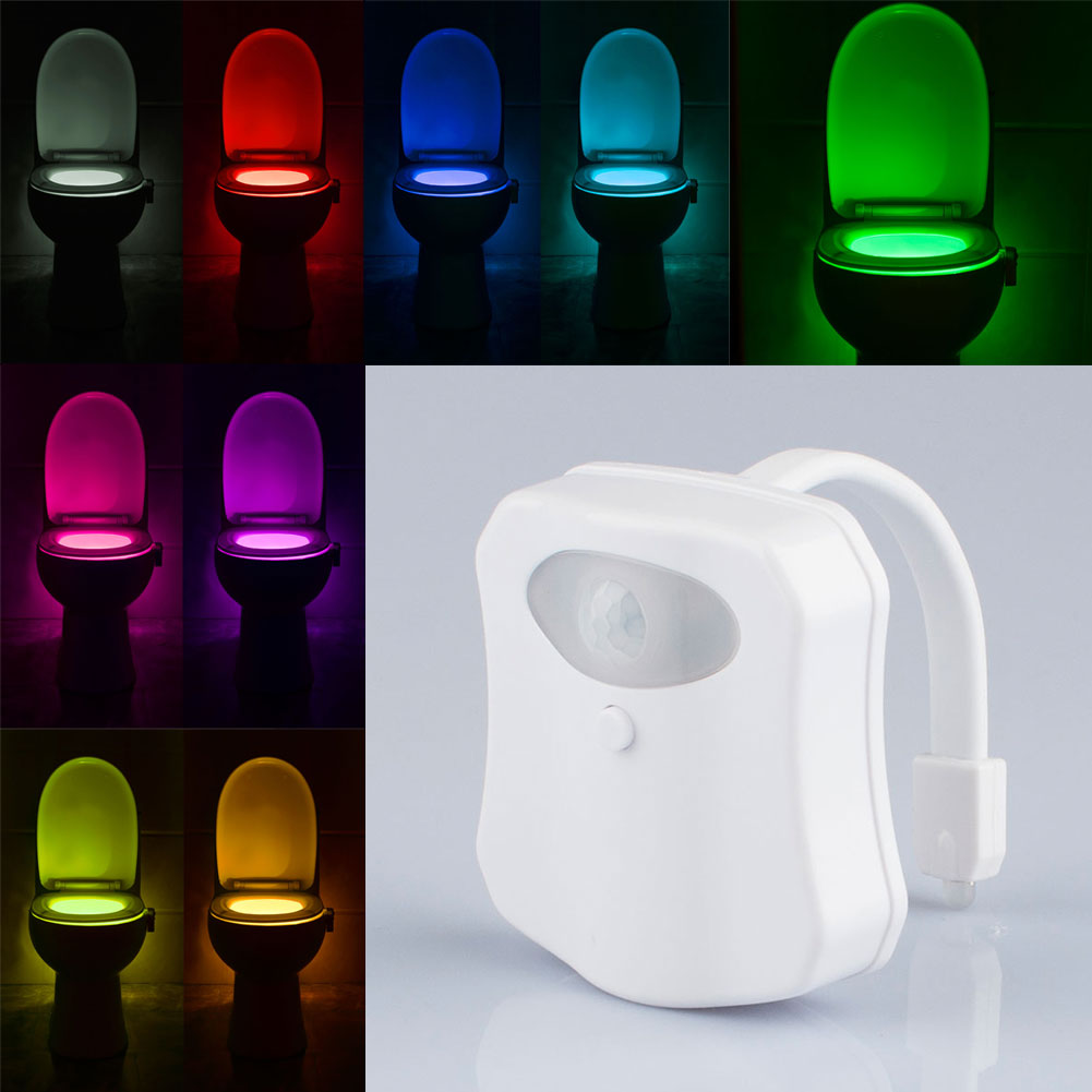 Toilet Night Light Light Bowl Glow Bowl Illumibowl