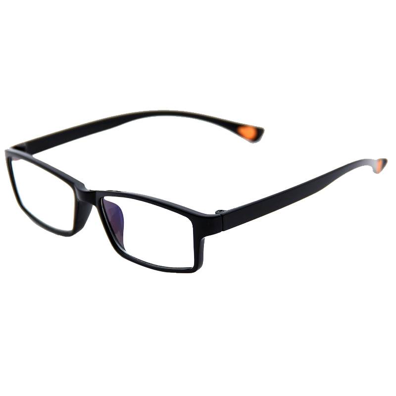 unisex anti blue tr90 computer reading glasses frame
