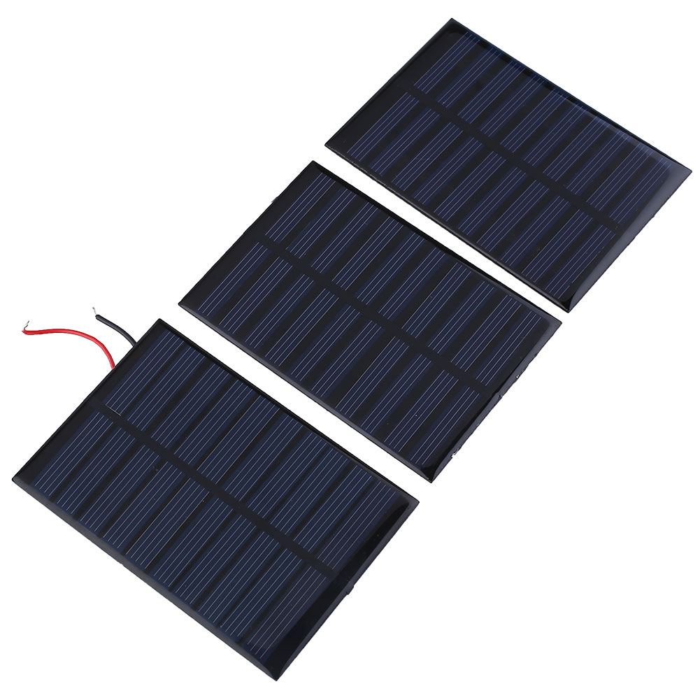 Cqm 5v Mini Solar Panel Battery Power Charger Charging