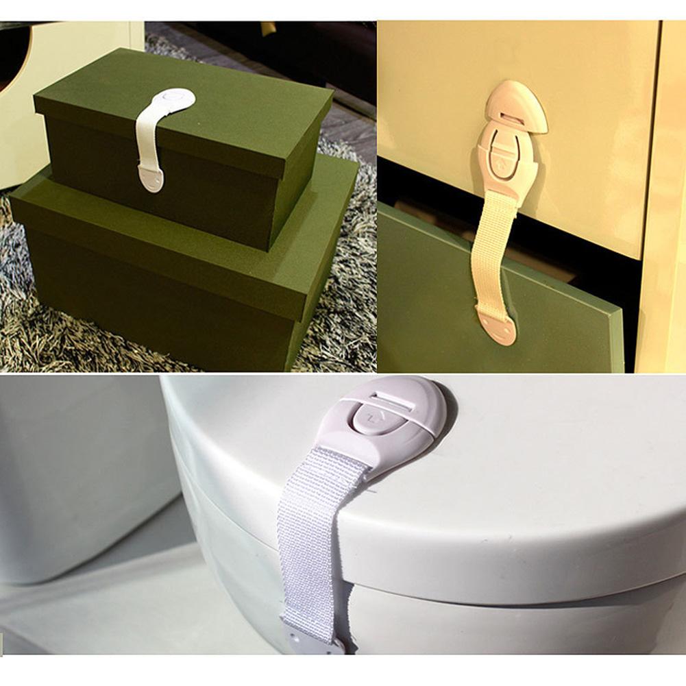 Baby child kids safe lock fridge toilet door drawer washing machine lock safety 11street for Child safe bathroom door locks