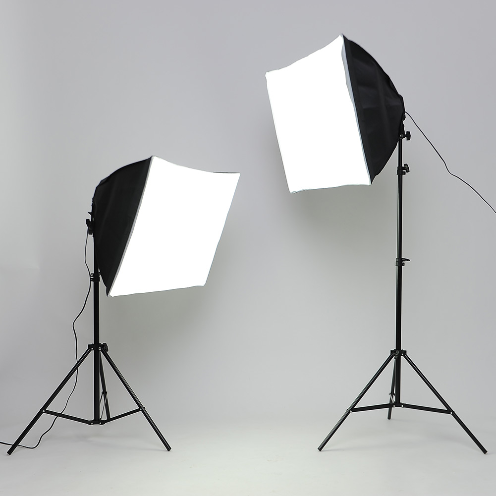 softbox eclairage continu photo studio bo te lumi re boom pour photo studio ebay. Black Bedroom Furniture Sets. Home Design Ideas