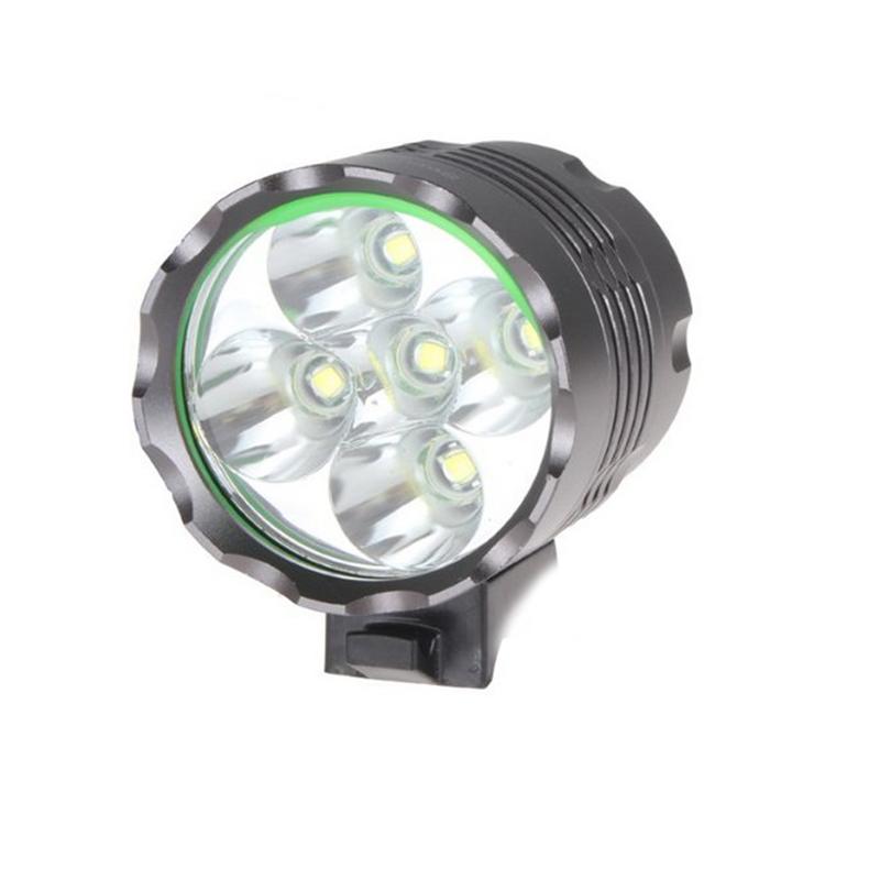 cree t6 led fahrradlampe scheinwerfer bicyclelight. Black Bedroom Furniture Sets. Home Design Ideas