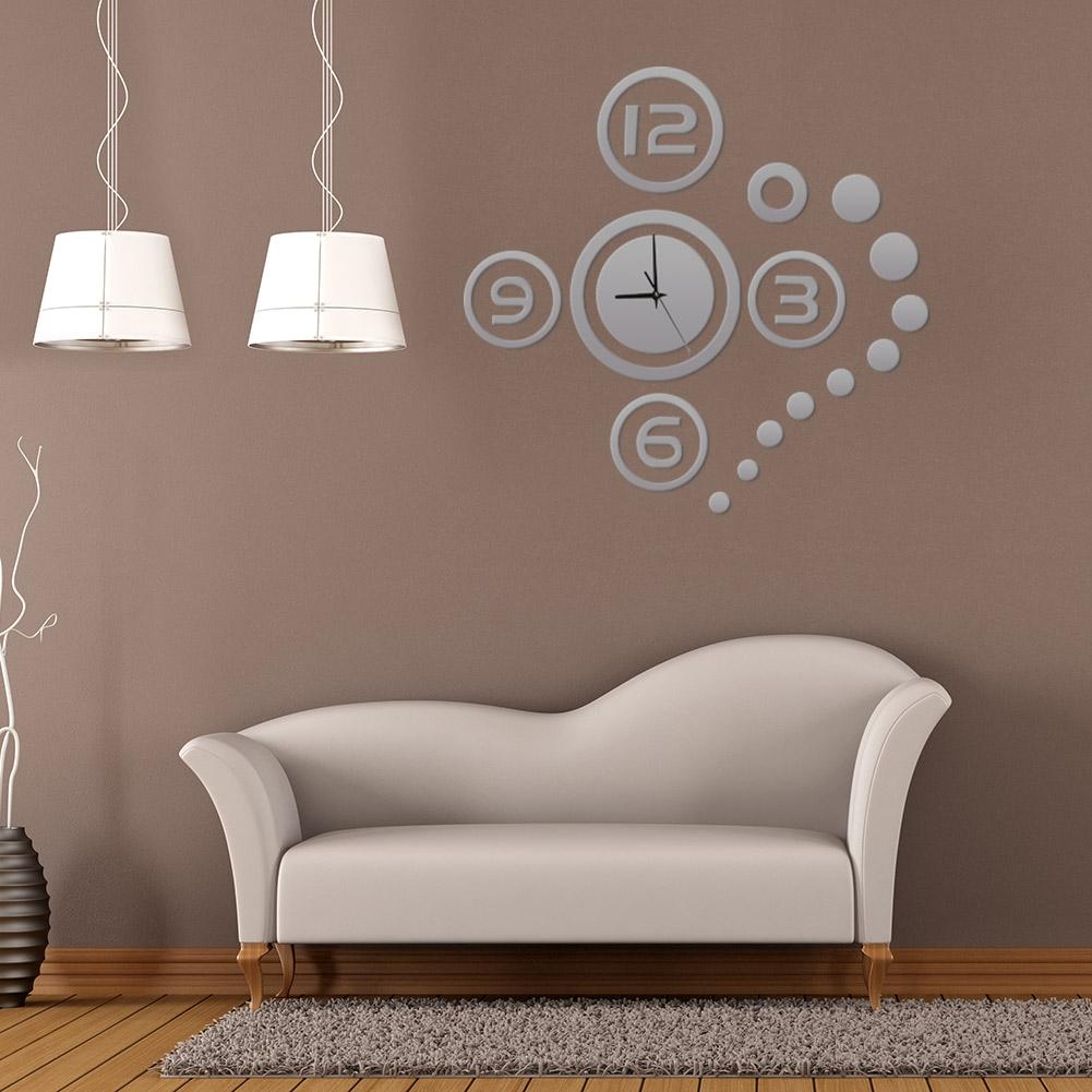 Ebay - Reloj pegado pared ...