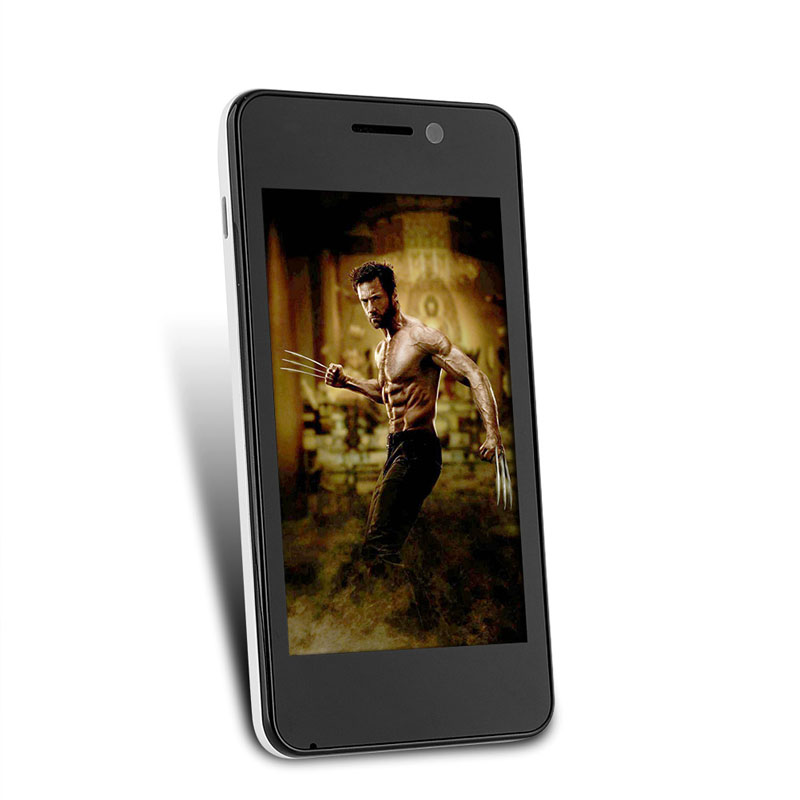 MySaga C1 Smartphone Handy Touchscreen Android  Dual Core/SIM ohne Vertrag
