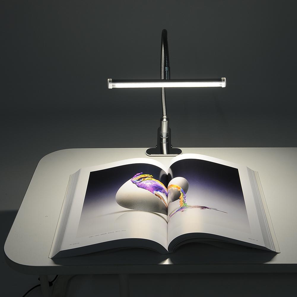 led arbeitsplatzleuchte nagelstudio lampe tischlampe arbeitslampe leuchte silber ebay. Black Bedroom Furniture Sets. Home Design Ideas