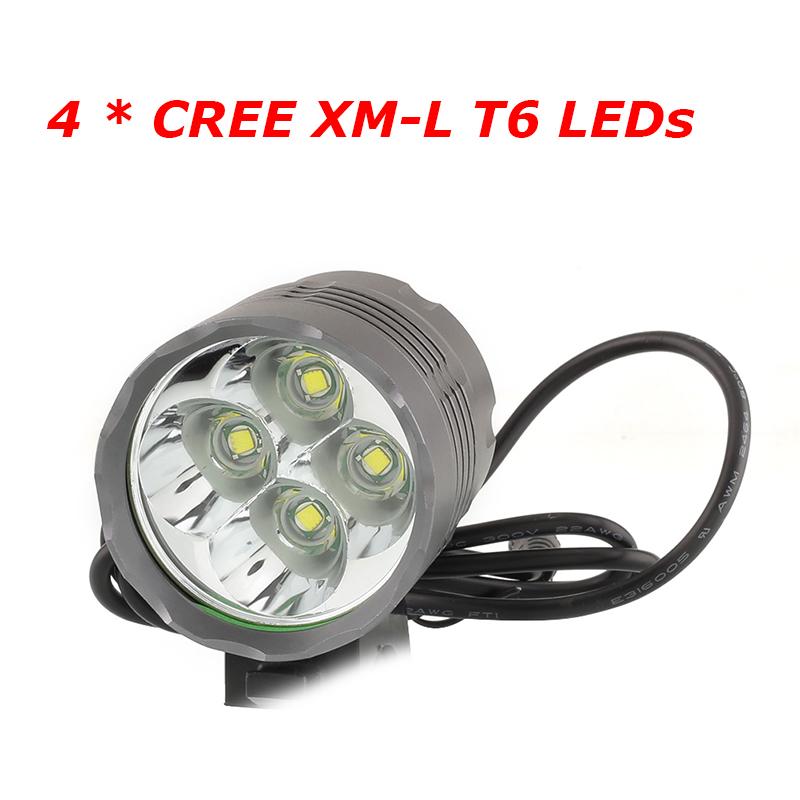 cree t6 led fahrradlampe scheinwerfer bicyclelight fahrradbeleuchtung 1 7 leds ebay. Black Bedroom Furniture Sets. Home Design Ideas