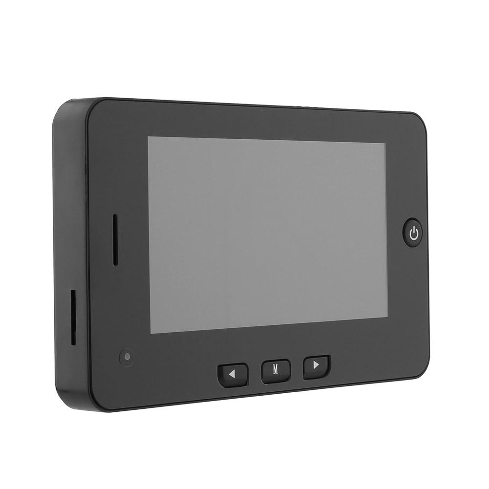 t rspion kamera digitaler videot rspion 4 3 tft nachtsicht mit bewegungsmelder ebay. Black Bedroom Furniture Sets. Home Design Ideas