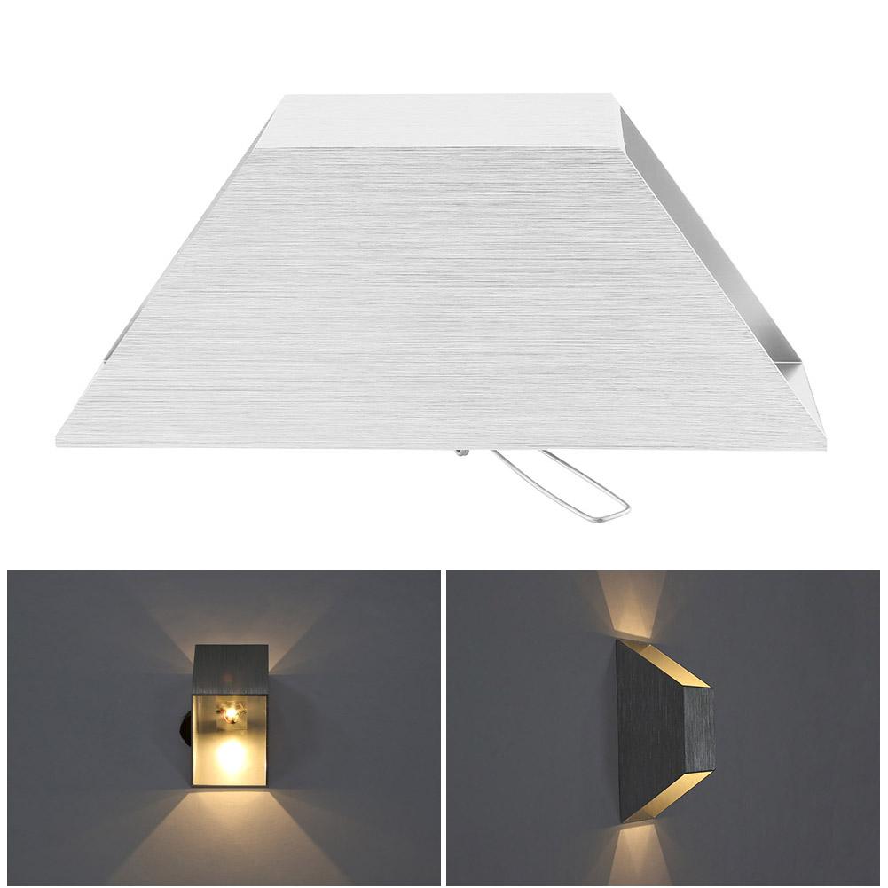 Wall Reading Lamp Led : Modern 2W/3W/4W6W Power LED wall light wall lamp restroom bathroom reading lamp eBay