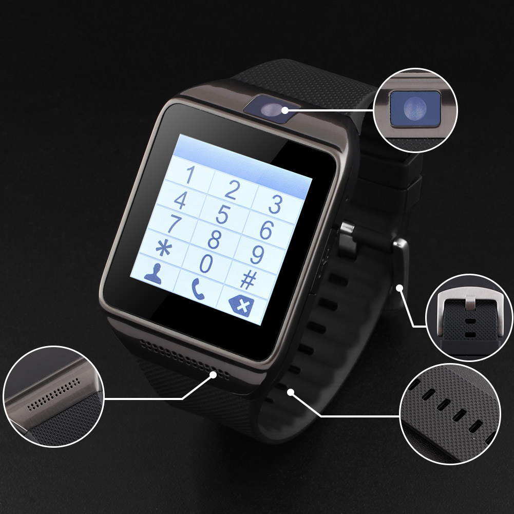 w008 smartwatch kamera bt4 1 gsm handy armbanduhr sim. Black Bedroom Furniture Sets. Home Design Ideas