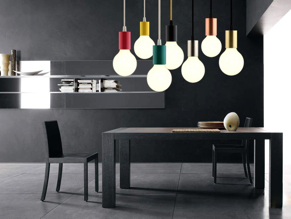 kabel mit fassung lampenfassung e27 sockel lampenhalter 1. Black Bedroom Furniture Sets. Home Design Ideas