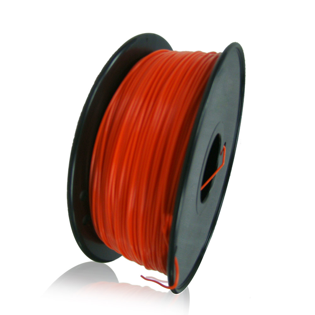 pla 3d drucker filament rot red 3 mm for 3d printer 1 kg spule rolle trommel ebay. Black Bedroom Furniture Sets. Home Design Ideas