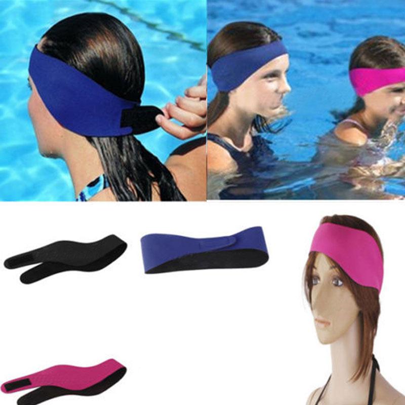 7742-Kids-Adult-Neoprene-Ear-Band-Head-Band-Swimming-Protector-Wrap-Adjustable