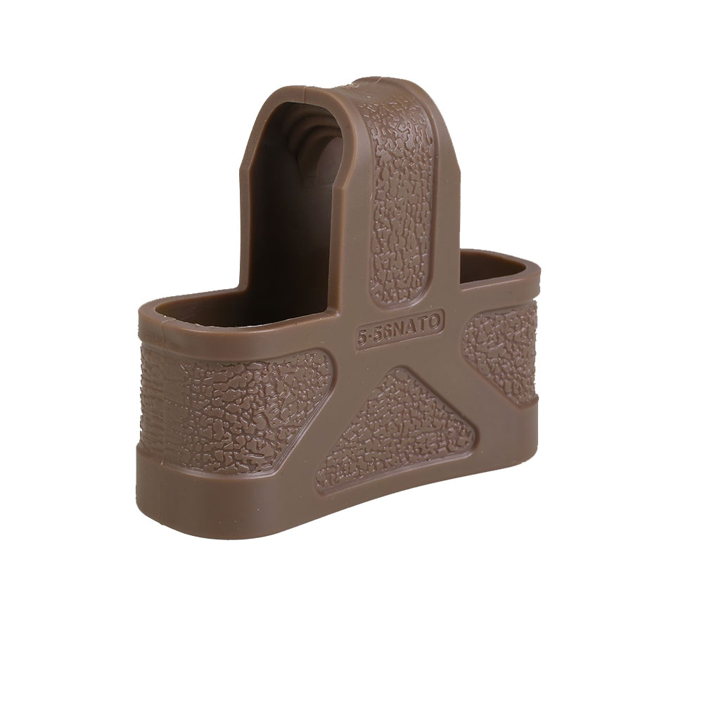 8271-5-56-NATO-Fast-Mag-Rubber-Loops-Magazine-Belt-Holder-For-Airsoft-M4-16-3