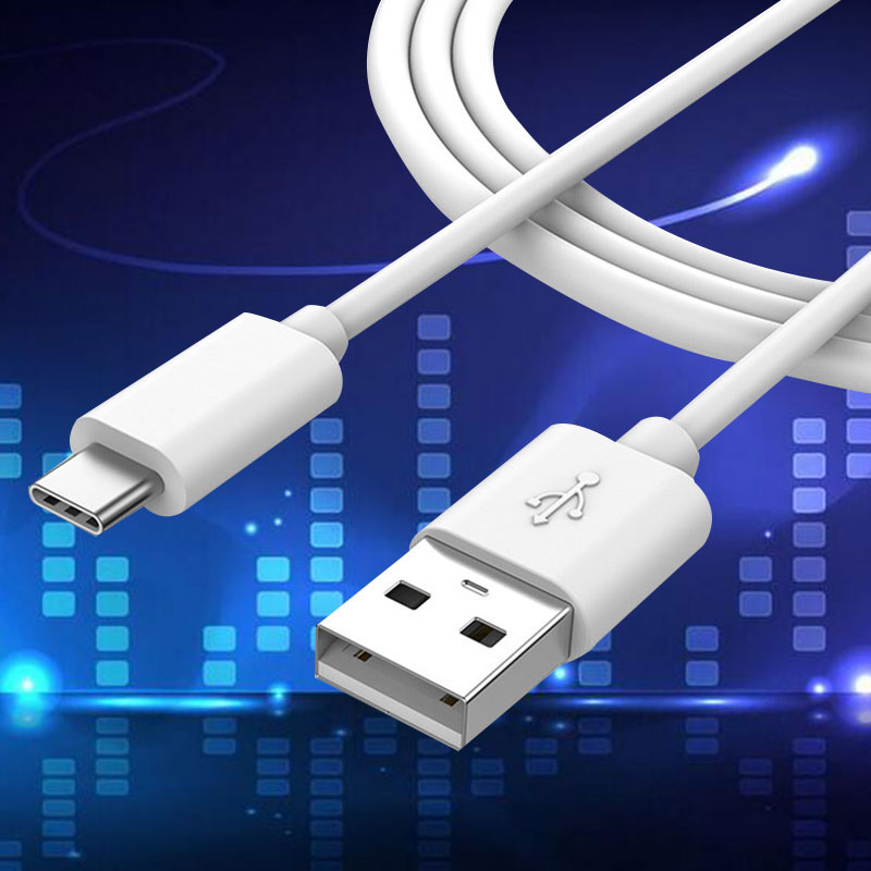 DAE1-2M-Portable-Type-C-USB-Mobile-Phone-Connector-Charger-Data-Line-Cable-Wire
