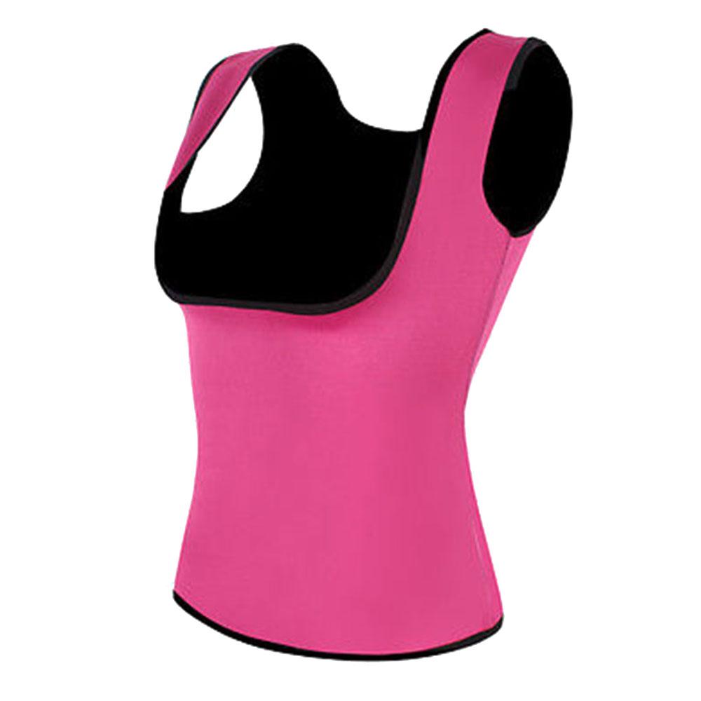 9A6C-Women-Slimming-Waist-Belly-Belt-Corset-Sauna-Vest-Sweat-Shirt-Shapewear