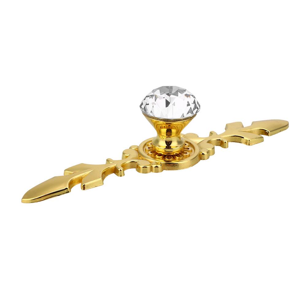 EFDA-Crystal-Door-Knobs-Gold-Silver-Base-Cupboard-Home-Cabinet-Pull-Handle-S-L
