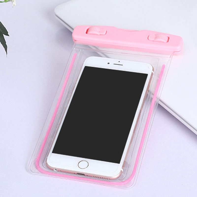 9DD4-Waterproof-Case-Shell-Fluorescent-Cover-Bag-Protection-For-Mobile-Phones