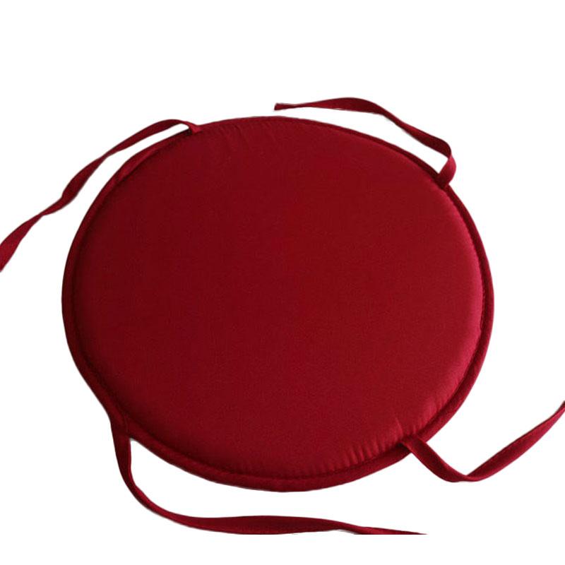 0f33 hot circular round bistro kitchen seat cushion. Black Bedroom Furniture Sets. Home Design Ideas