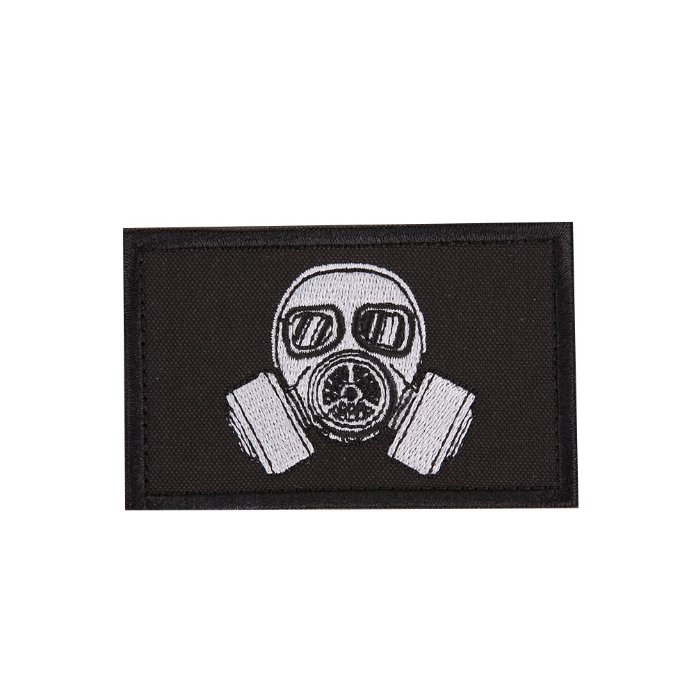 25F0-Tactical-Multi-Types-3D-Flag-Embroidery-Arm-Patch-Badge-Army-Morale-Armband thumbnail 17