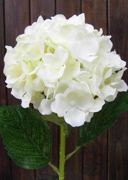 04DA-Faux-Artificial-Silk-Floral-Flower-Bouquet-Hydrangea-Party-Decor-Craft