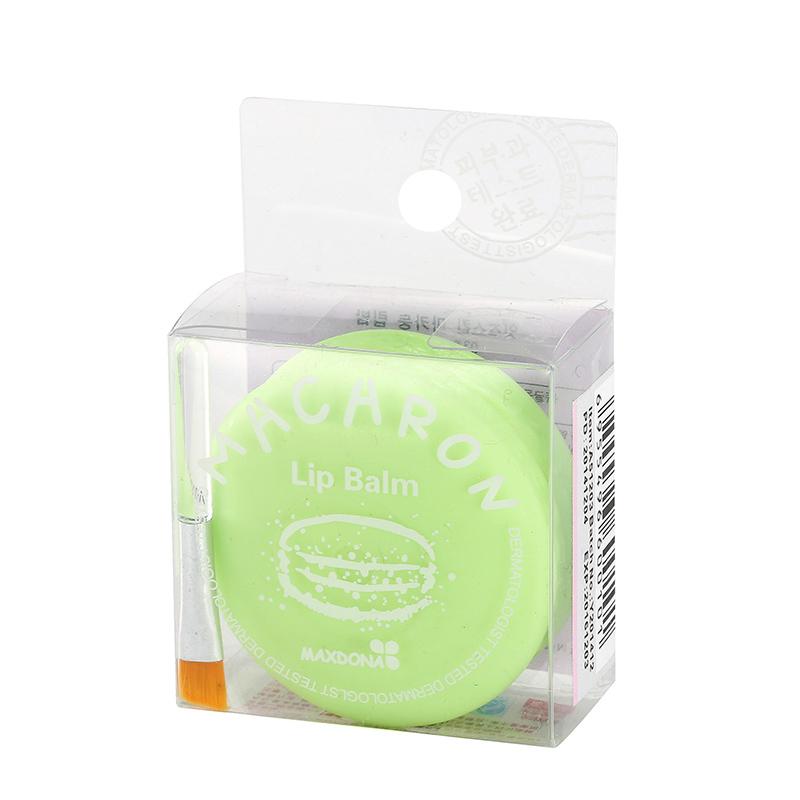 ED49-Macaron-Korean-Lip-Balm-Lipstick-Fruit-Includes-Brush-Fashion-Makeup-Set