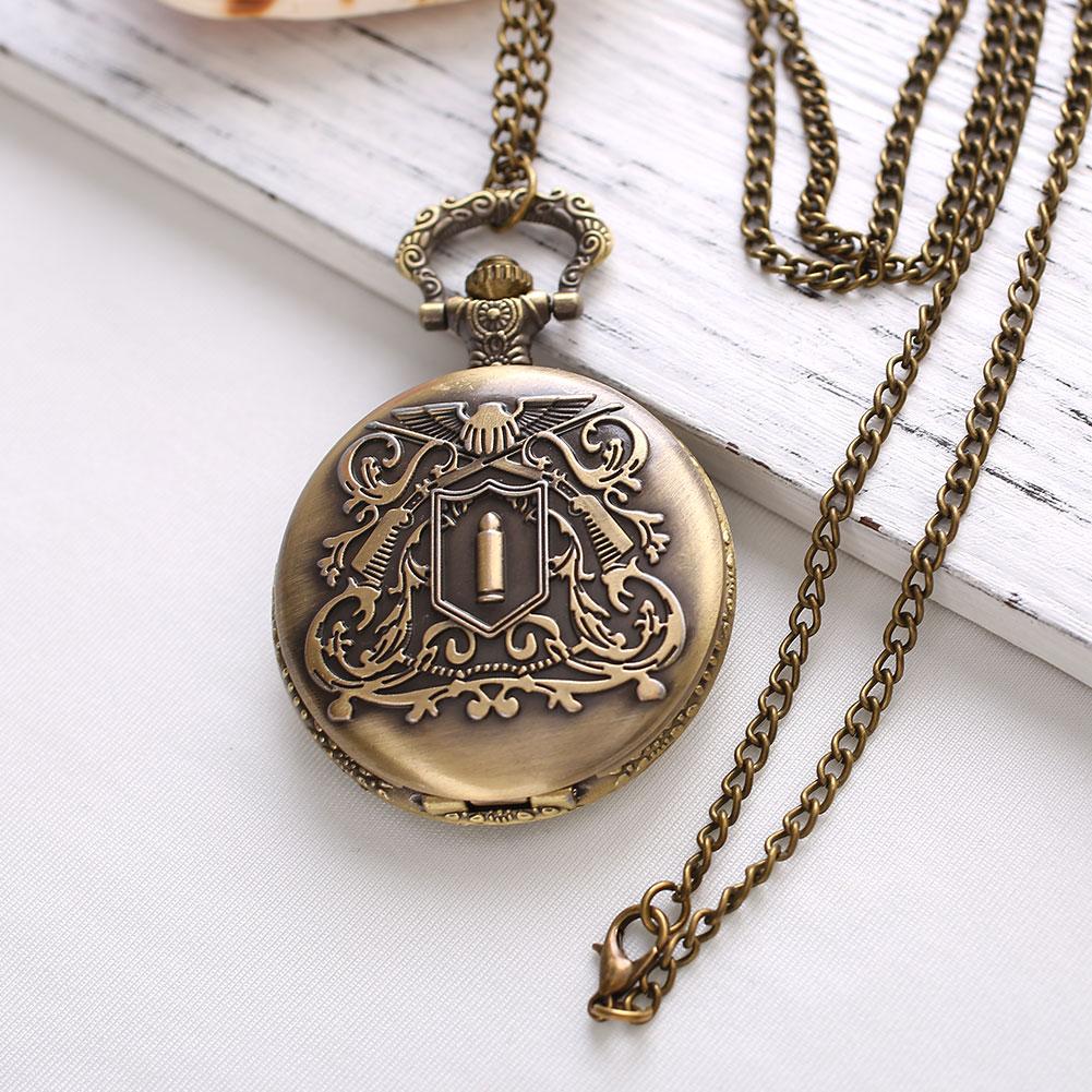 FE9C-Retro-Pattern-Pocket-Watch-Chain-Necklace-Pendant-Unisex-Vintage-Punk-Gift