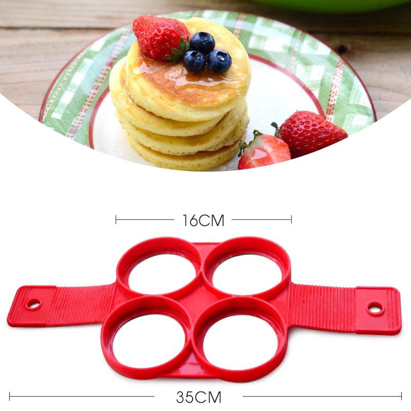 4A1F-Flippin-2017-Non-Stick-Pancake-4-Ring-Pan-Flip-Maker-Flipjack-Cooking-Tool