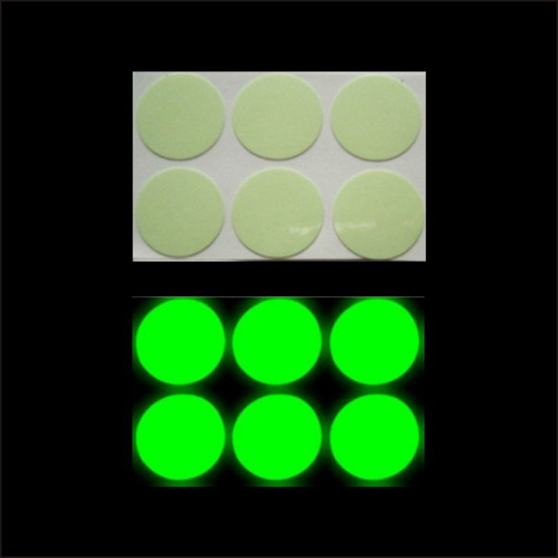Hand-Spinner-Adults-Stress-Relief-Rotary-Revolving-Gifts-Fluorescent-Sticker
