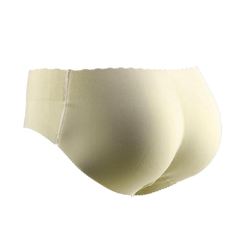 A1F4-Seamless-Bottom-Padded-Panties-Butt-Lift-Hip-Enhancer-Shaper-For-Female