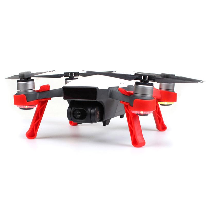 F0E1-ABS-Drone-Leg-Height-Extender-Landing-Gear-PTZ-Protector-For-DJI-Spark