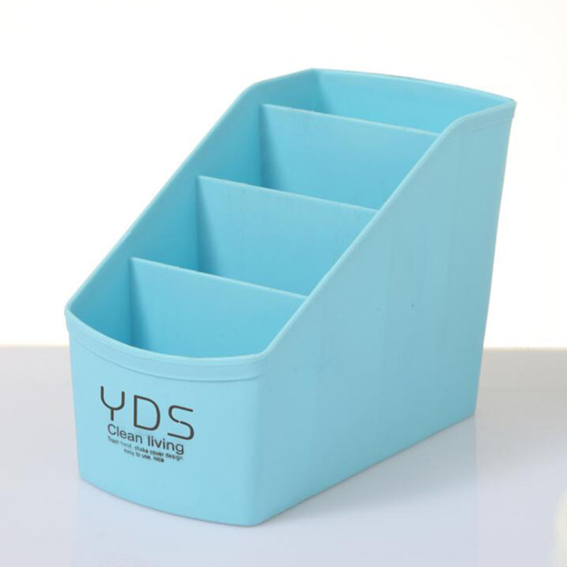 78E9-Plastic-Desk-Holder-Organizer-Storage-Box-Makeup-Case-Office-Accessories
