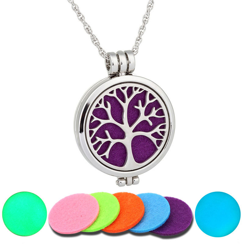3369-Necklaces-Women-Pendants-Diffuser-Stainless-Steel-Jewelry-Aromatherapy