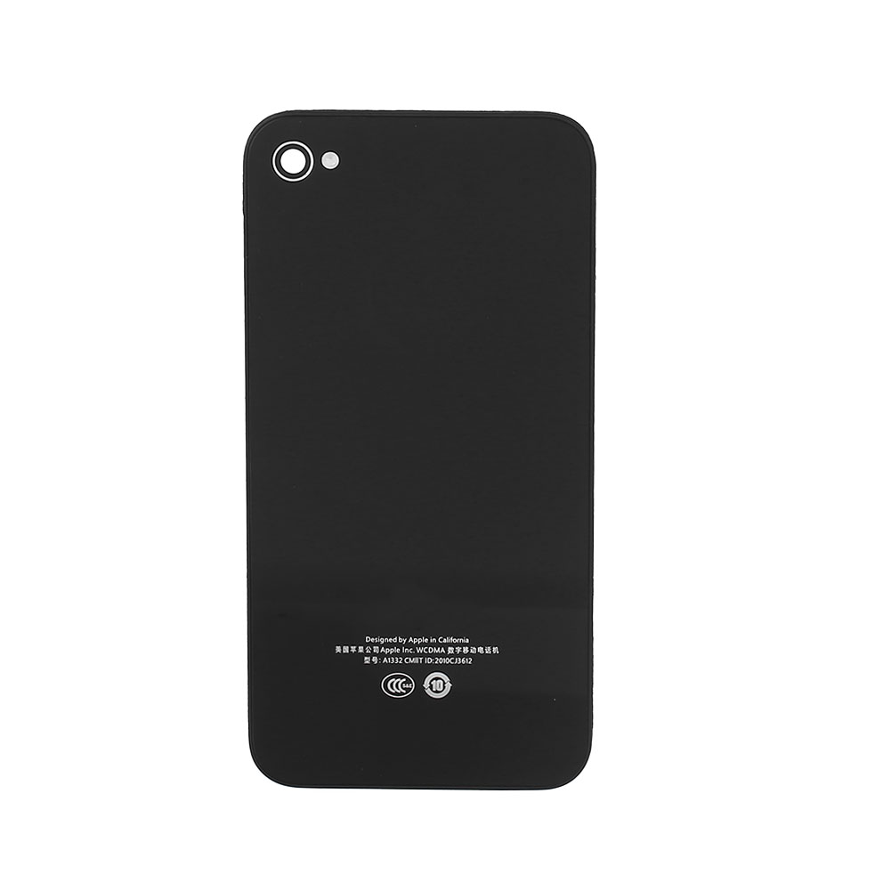 D364-Glass-Battery-Back-Cover-Door-Skin-Rear-Panel-Replacement-For-iPhone-4