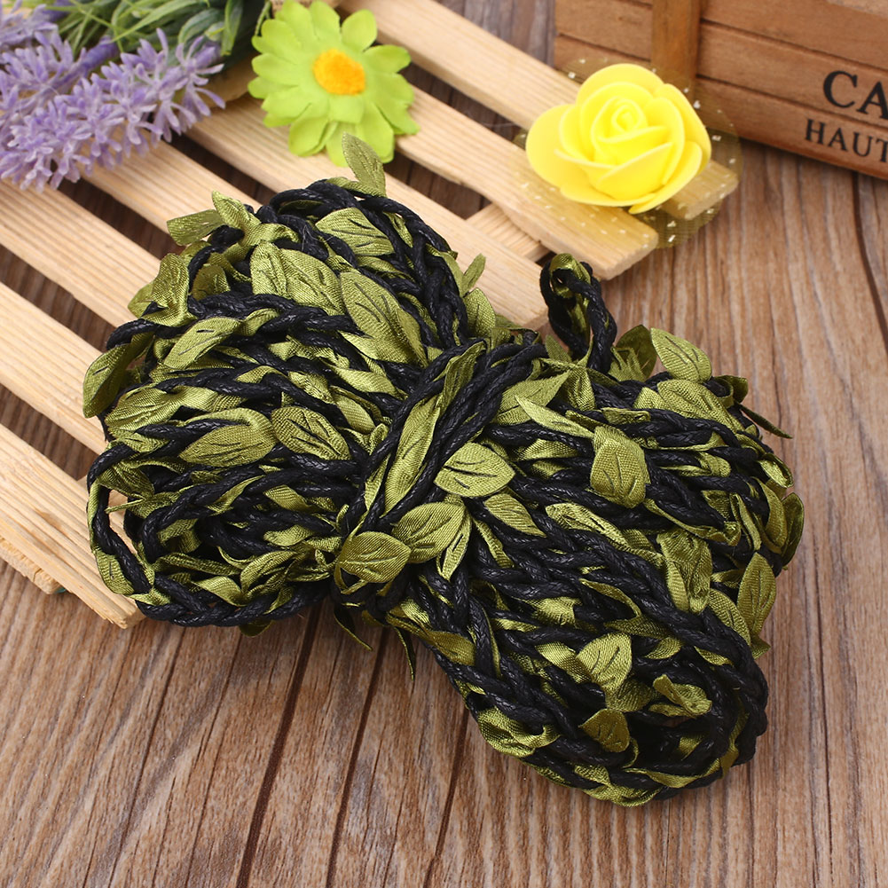 892D-Artificial-Leaf-Vine-Fake-Plant-Christmas-Rattan-Accessories-Handmade