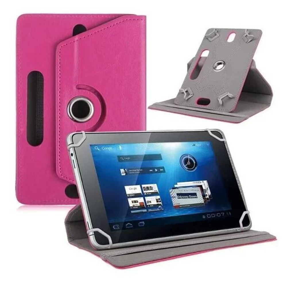 PU-Leather-Tablet-Supplies-Tablet-PC-Case-Accessories-360-Degrees-Rotation