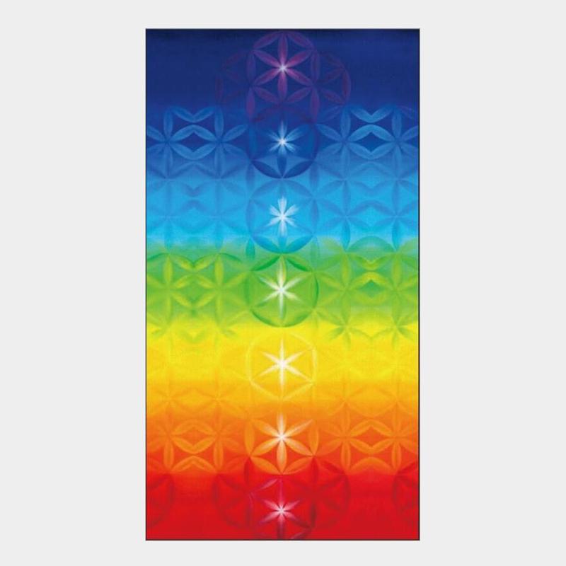 30F0-Square-Rainbow-Beach-Mat-Towel-Foldable-Mats-Picnic-Summer-Blanket-Shawl
