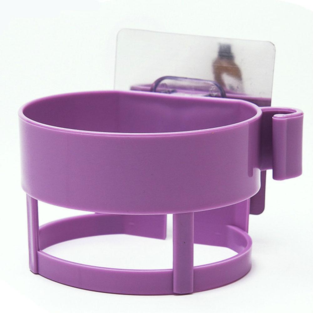 F42B-Storage-Rack-Hair-Dryer-Holder-Stand-Shelf-Household-Removable-Gadgets