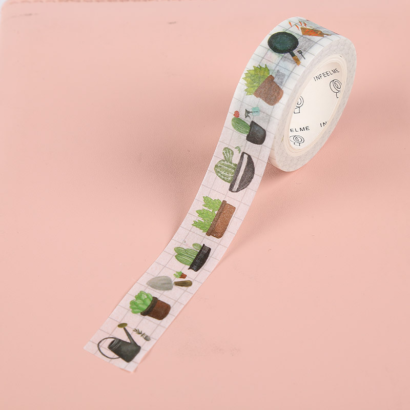 5221-Lace-Grid-Traveler-Series-Washi-Tape-Affixed-To-Albums-Lovely