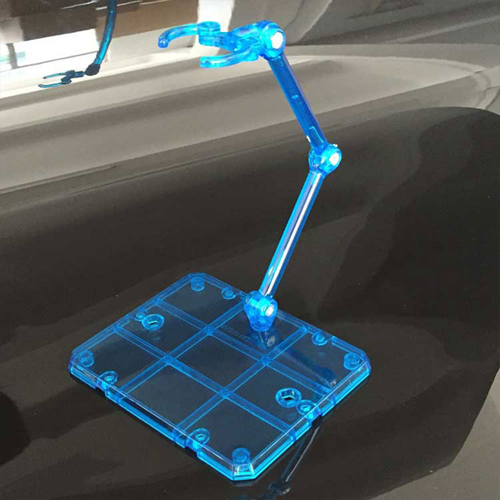 1CD5-Transparent-Plastic-Figure-Model-Bracket-Model-Holder-Universal-Assemble