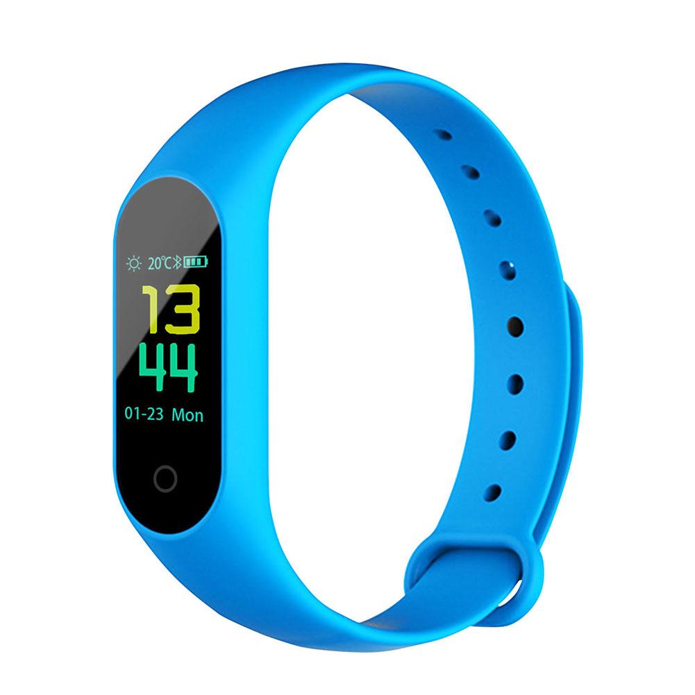 Fuer-Smartwatch-USB-Charging-Waterproof-Pedometer-Fitness-M3-Monitoring-IP65