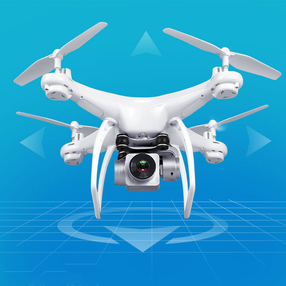 7CE1 2.4G 4CH 6-Axis HD HD HD 1080P Aircraft Camera RC S29 Hover Performance RTF Gift 7ed673