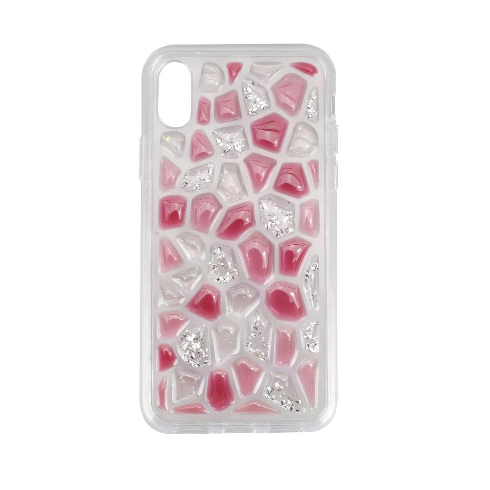 Fuer-iPhone-X-Phone-Shell-Tropfenkleber-Neuheit-Staubdicht-Allround-Schutz