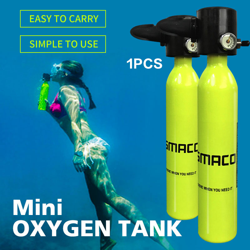 B202 2018 SYSTEM 5-10Min MINI DIVING SYSTEM 2018 RELIABLE REUSABLE UNLIMITED SCUBA AIR TANK cf022f