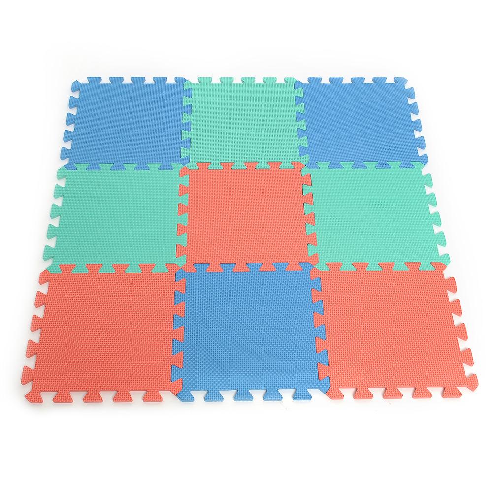Rubber Puzzle Flooring Gurus Floor